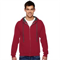 Fruit of the Loom Sofspun Full-Zip Hooded Sweatshirt