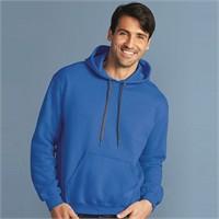 Gildan Premium Cotton Ringspun Hooded Sweatshirt