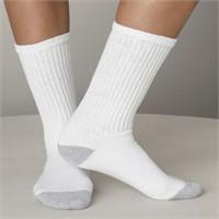 Gildan Boy's Crew Socks (6 Pairs)