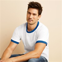 Gildan DryBlend Ringer T-Shirt