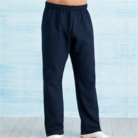 Gildan Heavy Blend 50/50 Open-Bottom Sweatpants