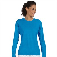 Gildan Ladie's 4.5 oz. Performance Long-Sleeve T-Shirt