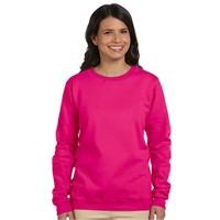 Gildan Ladie's Lightweight 50/50 Crewneck Sweatshirt