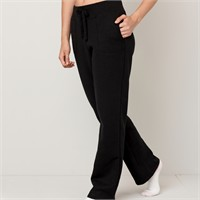 Gildan Ladie's Heavy Blend 50/50 Open-Bottom Sweatpants