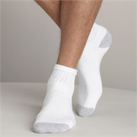 Gildan Men's Ankle Socks (6 Pairs)