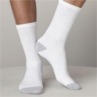 Gildan Men's Crew Socks (6 Pairs)