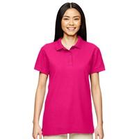 Gildan Premium Cotton Ladie's Double Pique Polo Shirt