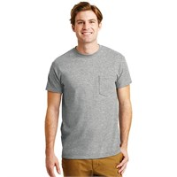 Gildan Ultra Blend 50/50 Pocket T-Shirt