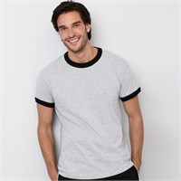 Gildan Ultra Cotton Ringer T-Shirt