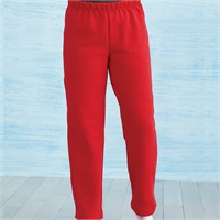 Gildan Youth Heavy Blend 50/50 Open-Bottom Sweatpants