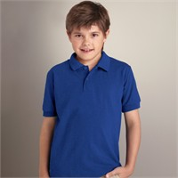 Gildan Youth Easy Care Polo Shirt