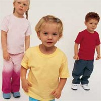 Hanes Toddler Cotton T-Shirt