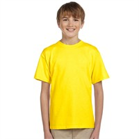 Hanes Youth Heavyweight 50/50 T-Shirts