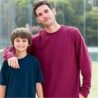 Harriton Athletic Sport Long-Sleeve T-Shirt