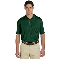 Harriton Double Mesh Polo Shirt