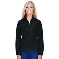Harriton Ladies' Full-Zip Fleece Jacket