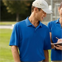 Harriton Micro-Pique Polo Shirt