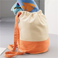 Hyp Canvas Beach Duffel Bag