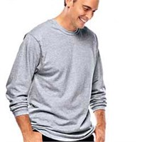 Jerzees Heavyweight Cotton Long Sleeve T-Shirt