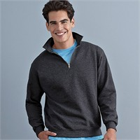 Jerzees SuperSweats 1/4 Zip Pullover Sweatshirt