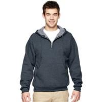 Jerzees 50/50 Quarter-Zip Pullover Hoodie
