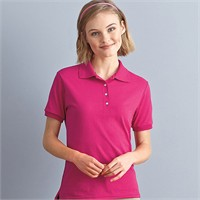 Jerzees Ladies 50/50 Jersey Knit Polo Shirt