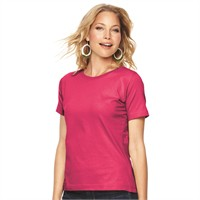 LAT Ladies'  Combed Ringspun T-Shirt