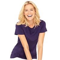 LAT Ladie's Fine Jersey Longer Length T-Shirt