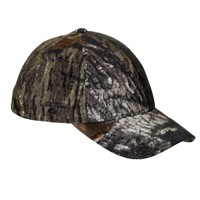 Yupoong Flexfit Mossy Oak Camouflage Cap